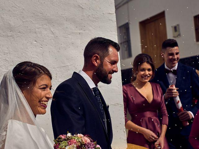 La boda de Fran y Cristina en Olvera, Cádiz 22