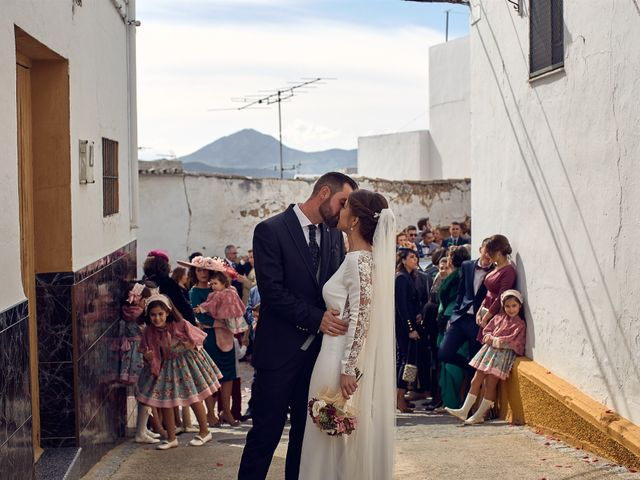 La boda de Fran y Cristina en Olvera, Cádiz 23