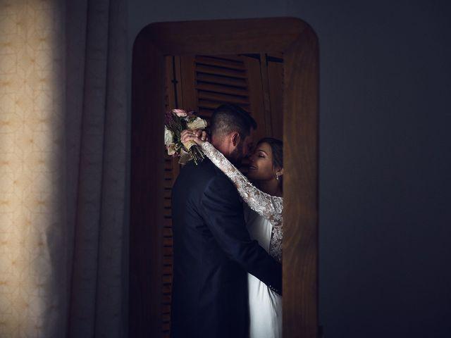 La boda de Fran y Cristina en Olvera, Cádiz 24