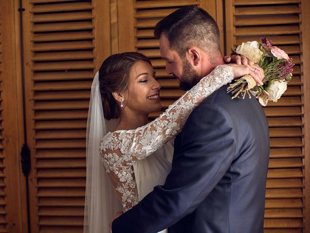 La boda de Fran y Cristina en Olvera, Cádiz 25