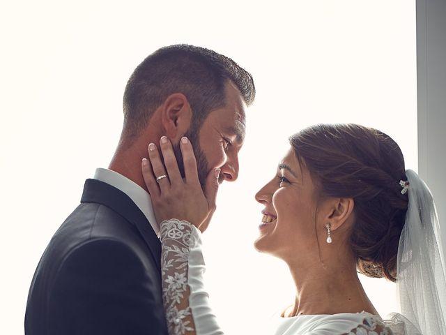 La boda de Fran y Cristina en Olvera, Cádiz 29