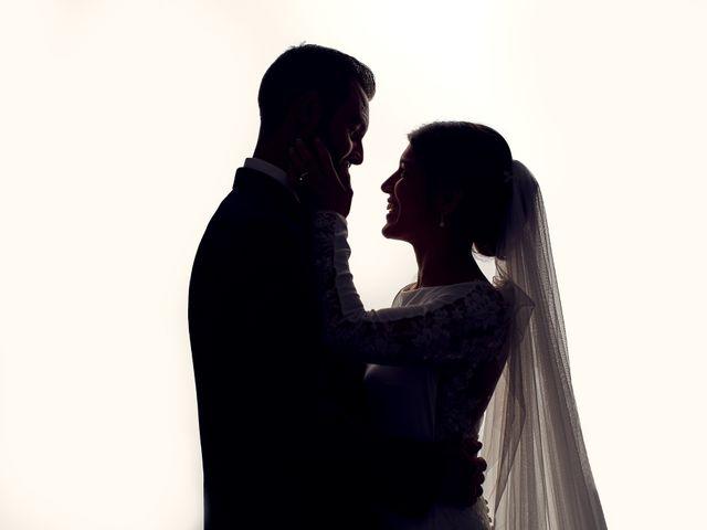 La boda de Fran y Cristina en Olvera, Cádiz 30
