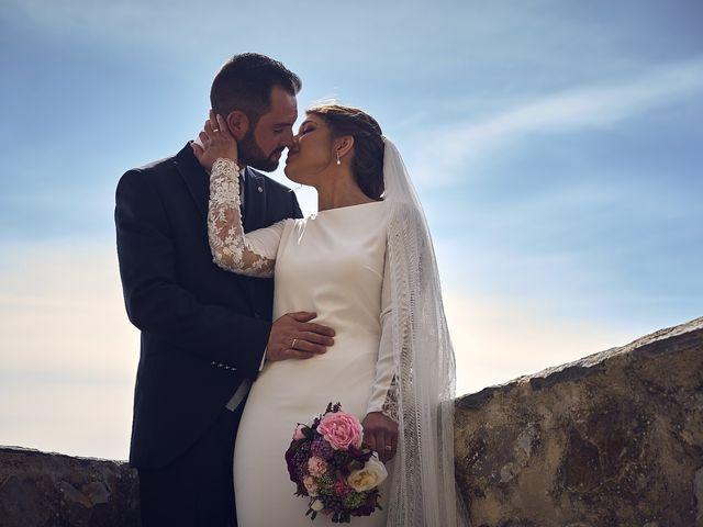 La boda de Fran y Cristina en Olvera, Cádiz 31