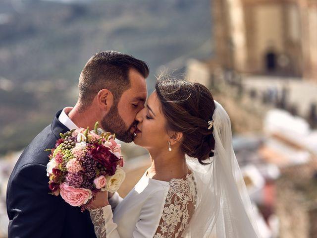 La boda de Fran y Cristina en Olvera, Cádiz 36