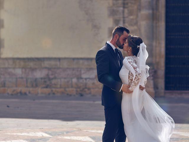 La boda de Fran y Cristina en Olvera, Cádiz 37