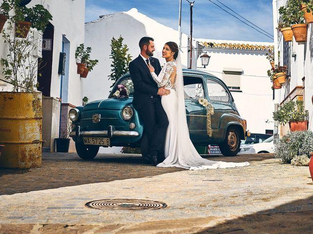 La boda de Fran y Cristina en Olvera, Cádiz 38