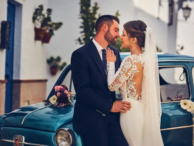 La boda de Fran y Cristina en Olvera, Cádiz 39