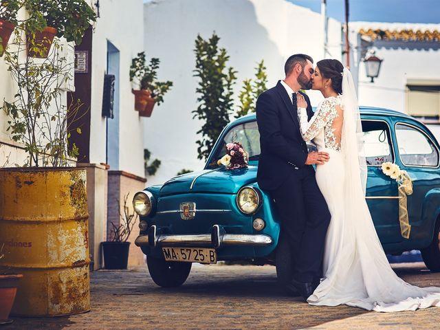 La boda de Fran y Cristina en Olvera, Cádiz 40