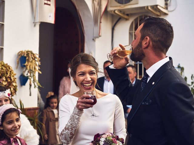 La boda de Fran y Cristina en Olvera, Cádiz 43