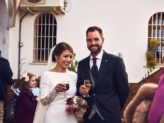 La boda de Fran y Cristina en Olvera, Cádiz 44