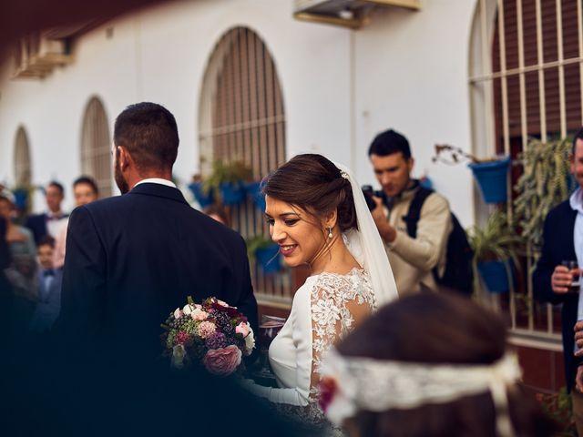 La boda de Fran y Cristina en Olvera, Cádiz 45