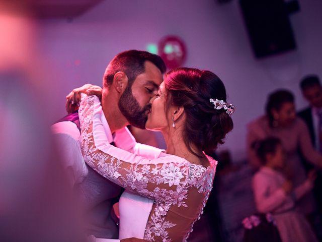 La boda de Fran y Cristina en Olvera, Cádiz 46