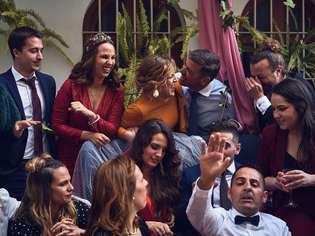 La boda de Fran y Cristina en Olvera, Cádiz 47