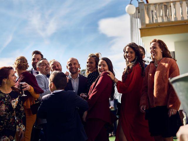 La boda de Fran y Cristina en Olvera, Cádiz 50
