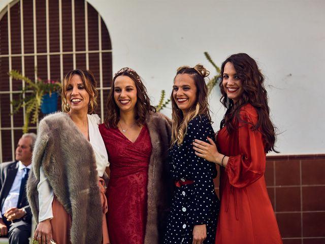 La boda de Fran y Cristina en Olvera, Cádiz 51