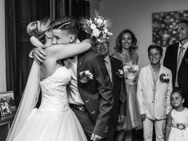La boda de Alberto y Yolanda en Valls, Tarragona 10