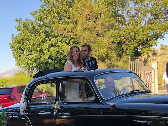 La boda de Jose Ángel  y Rocío en Granada, Granada 2