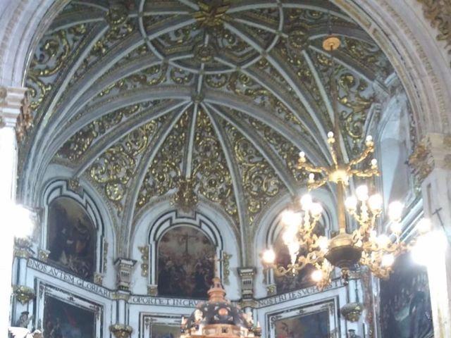 La boda de Jose Ángel  y Rocío en Granada, Granada 4