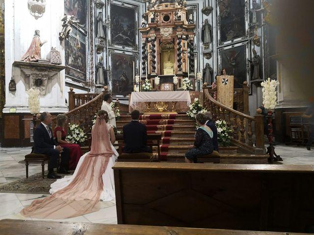La boda de Jose Ángel  y Rocío en Granada, Granada 6