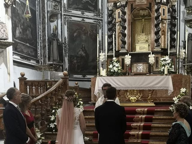 La boda de Jose Ángel  y Rocío en Granada, Granada 8
