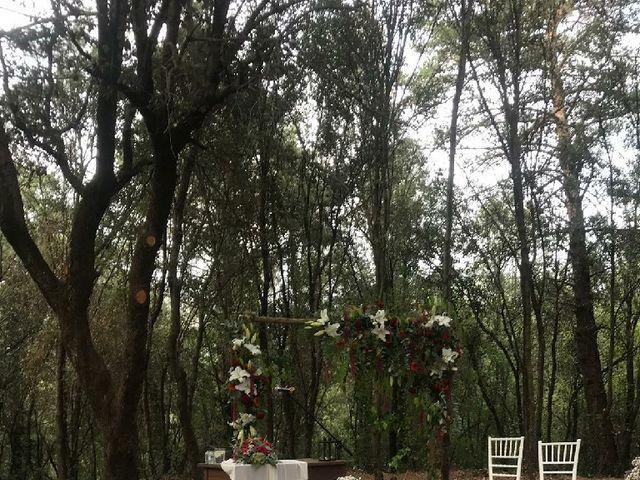 La boda de Eric y Jenifer en Besalu, Girona 8