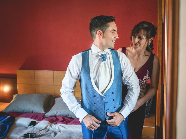 La boda de Daniel y Patricia en Madrid, Madrid 4