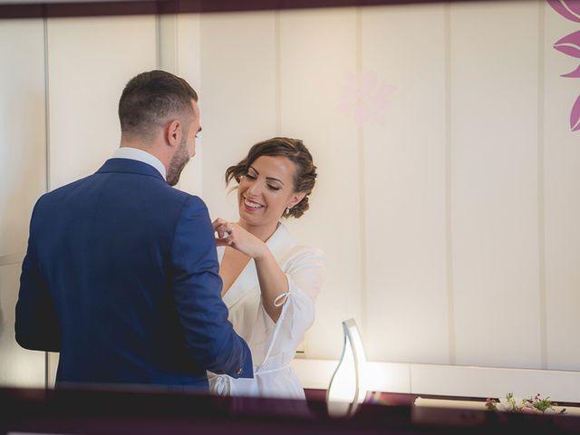 La boda de Daniel y Patricia en Madrid, Madrid 15