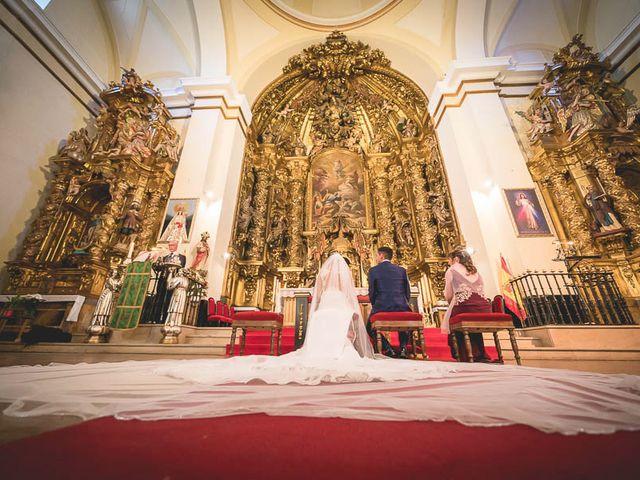 La boda de Daniel y Patricia en Madrid, Madrid 24