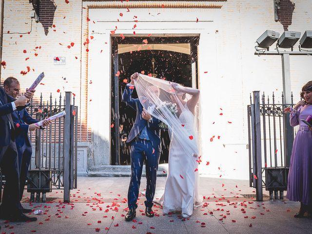 La boda de Daniel y Patricia en Madrid, Madrid 28