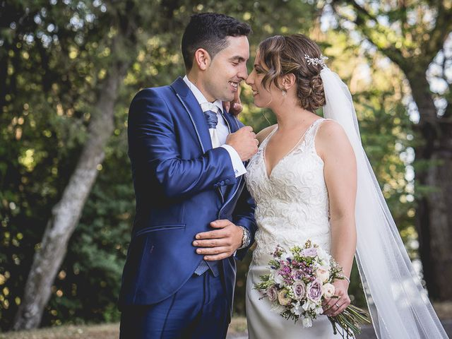 La boda de Daniel y Patricia en Madrid, Madrid 32