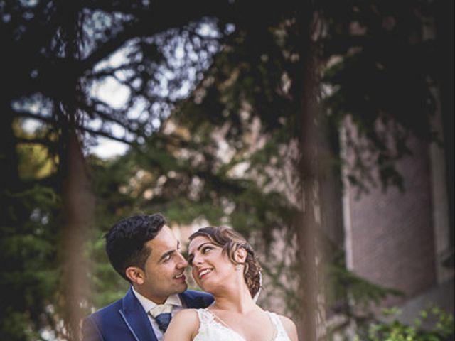 La boda de Daniel y Patricia en Madrid, Madrid 34