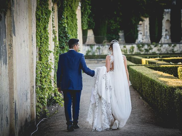 La boda de Daniel y Patricia en Madrid, Madrid 36