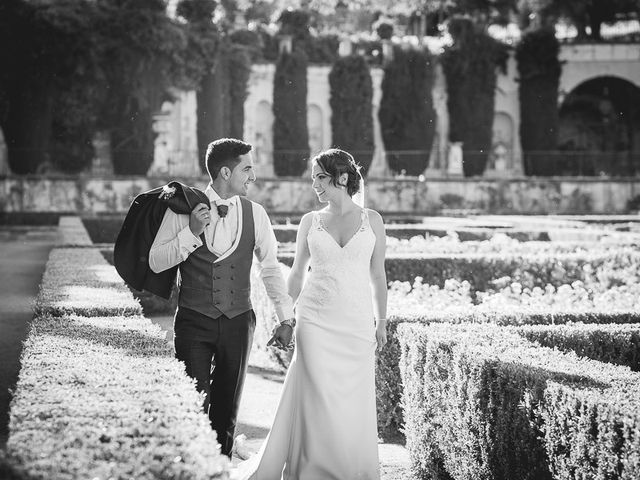 La boda de Daniel y Patricia en Madrid, Madrid 41