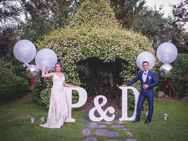 La boda de Daniel y Patricia en Madrid, Madrid 65