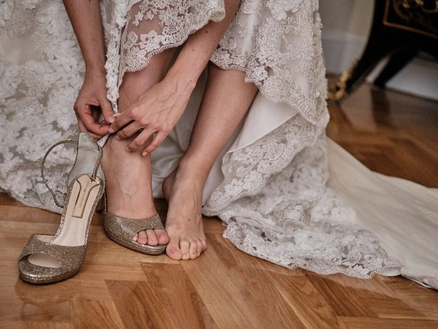 La boda de Cristian y Alicia en Villanueva De La Cañada, Madrid 16