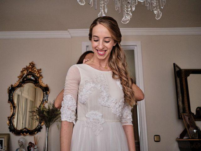 La boda de Cristian y Alicia en Villanueva De La Cañada, Madrid 17