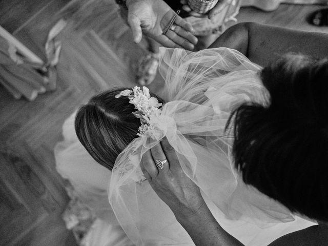La boda de Cristian y Alicia en Villanueva De La Cañada, Madrid 20