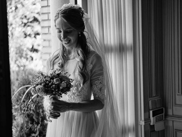 La boda de Cristian y Alicia en Villanueva De La Cañada, Madrid 24