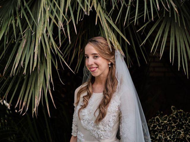 La boda de Cristian y Alicia en Villanueva De La Cañada, Madrid 25