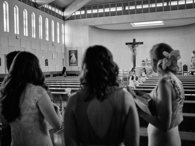 La boda de Cristian y Alicia en Villanueva De La Cañada, Madrid 28