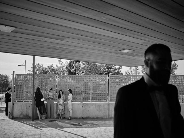 La boda de Cristian y Alicia en Villanueva De La Cañada, Madrid 29