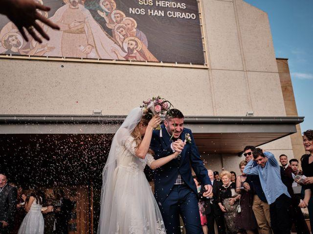 La boda de Cristian y Alicia en Villanueva De La Cañada, Madrid 39