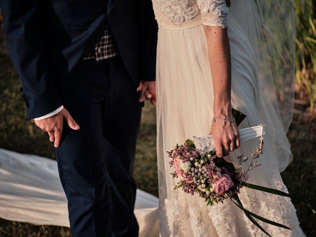 La boda de Cristian y Alicia en Villanueva De La Cañada, Madrid 46