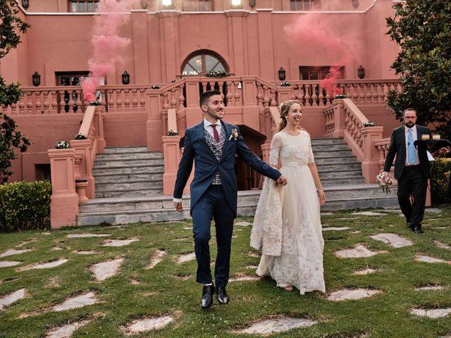La boda de Alicia y Cristian