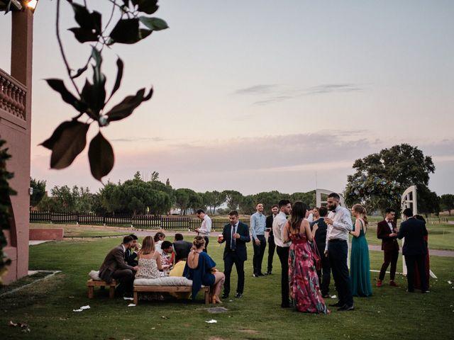 La boda de Cristian y Alicia en Villanueva De La Cañada, Madrid 54