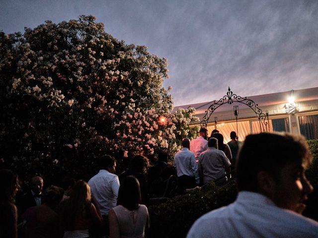 La boda de Cristian y Alicia en Villanueva De La Cañada, Madrid 55