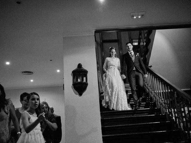 La boda de Cristian y Alicia en Villanueva De La Cañada, Madrid 59