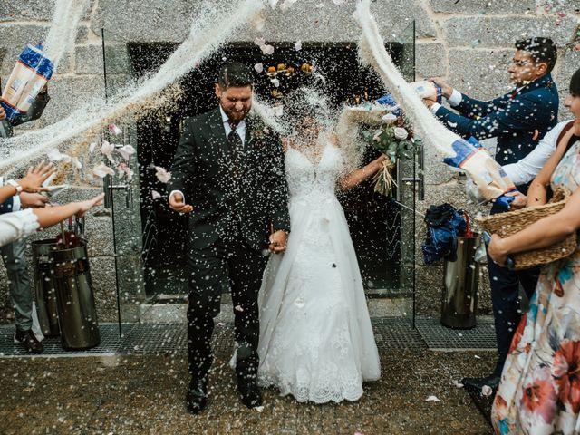 La boda de Eri y Adri