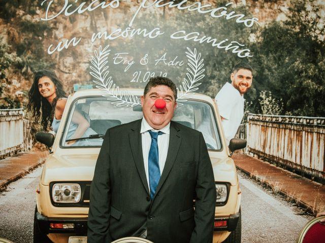 La boda de Adri y Eri en Laias, Orense 35