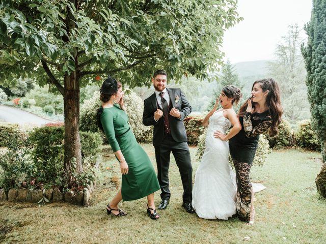 La boda de Adri y Eri en Laias, Orense 37